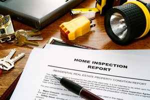 A home inspection will point out any issues the home may have