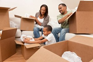 Planning ahead will make the move into your new home easy